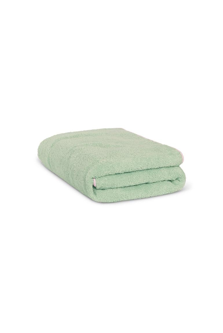 Serviette de bain en coton...