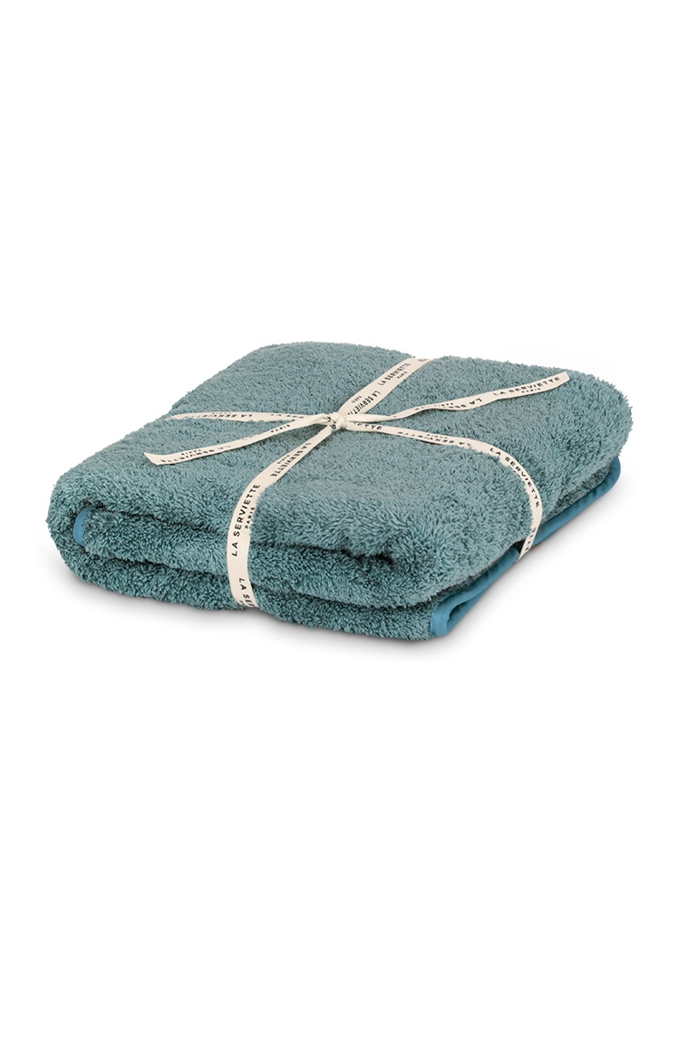 Serviette de bain ultra moelleuse et absorbante | La Serviette Paris