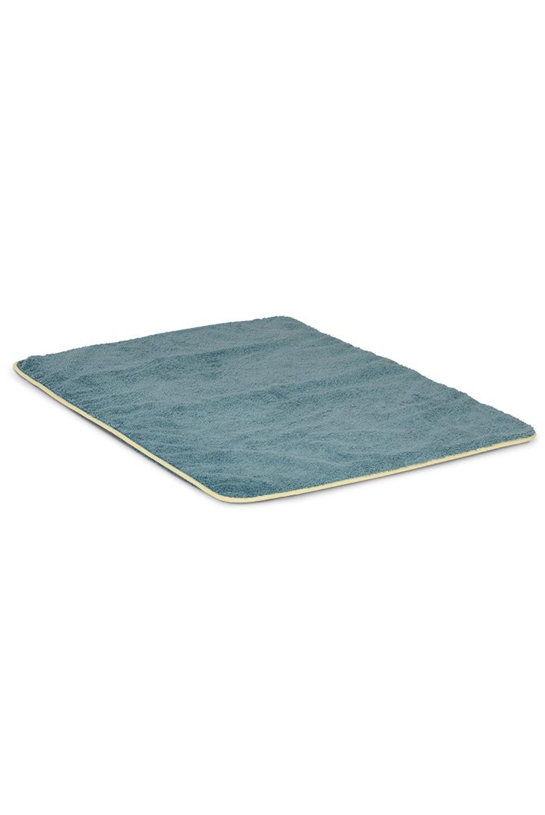 Tapis de bain*Bleu Chardin...
