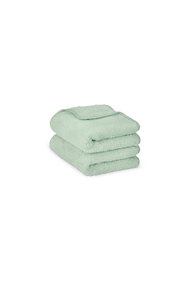2 serviettes main 30 x 50 cm