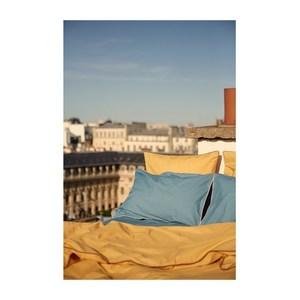 Dormir à la fraîche #palaisroyal #laservietteparis #homedecor #homelinen #decointerieure #decorationinterieure #lingedemaison  #lingedebain #lingedelit #percaledecoton #cotonegyptien #houssedecouette #drap #taiedoreiller #lisere #boutique #30rueduvertbois #75003 @laurebernardphotography