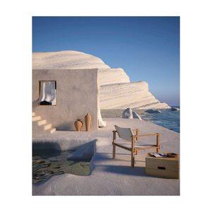 Un petit café en terrasse? Sublime création de @maison_de_sable & @creamatelier à la Scala dei Turchi #sicilia #laservietteparis #homedecor #homelinen #decointerieure #decorationinterieure #lingedemaison  #lingedebain #lingedelit  #serviettedeplage #lisere #boutique #30rueduvertbois #75003